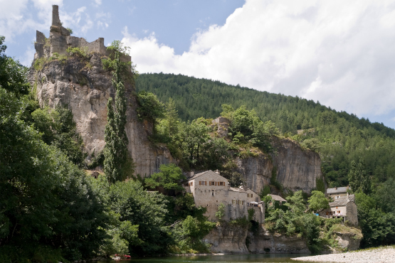 Landscape of Lozere